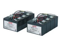 APC Replacement Battery Cartridge #12 - UPS-batteri - Bly-syra RBC12