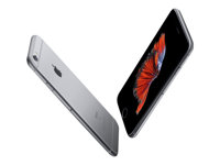 Apple iPhone 6s - rymdgrå - 4G - 32 GB - CDMA / GSM - smartphone MN0W2ZD/A