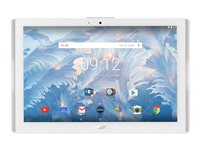 "Acer ICONIA ONE 10 B3-A40-K2H2 - surfplatta - Android 7.0 (Nougat) - 16 GB - 10.1"" NT.LDNEE.002"