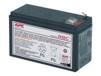 APC Replacement Battery Cartridge #106 - UPS-batteri - Bly-syra APCRBC106