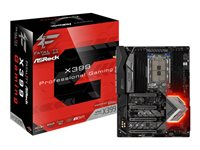ASRock Fatal1ty X399 Professional Gaming - moderkort - ATX - Socket TR4 - AMD X399 X399 PROFESSIONAL GAMING