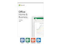 Microsoft Office Home and Business 2019 - boxpaket - 1 PC/Mac T5D-03196