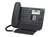 Alcatel-Lucent Premium DeskPhones 8028s - VoIP-telefon 3MG27202ND